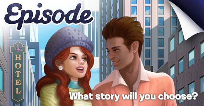 """PISODE CHOOSE YOUR STORY"""""""