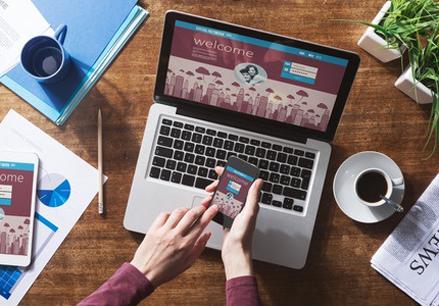 professional ecommerce web design company