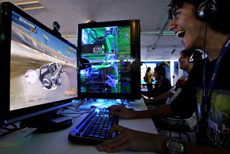 online fun gaming sites