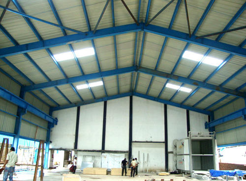 Reliable Builders for Industrial Sheds